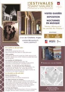 Animations palais épiscopal Angers - Velut Umbra